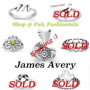 James Avery Rings For Sale